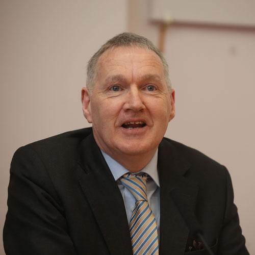 Professor Eamon O'Shea